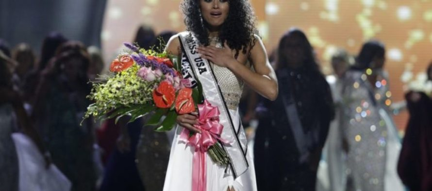 Black Scientist Wins Miss USA – Breaks the Internet By Saying… [VIDEO]