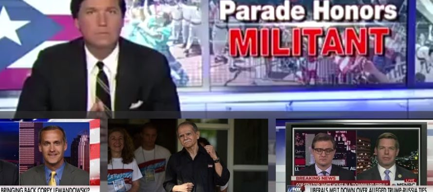 Tucker Carlson BLASTS NYC Dem Who Attempts To HONOR Terrorist In Parade [VIDEO]