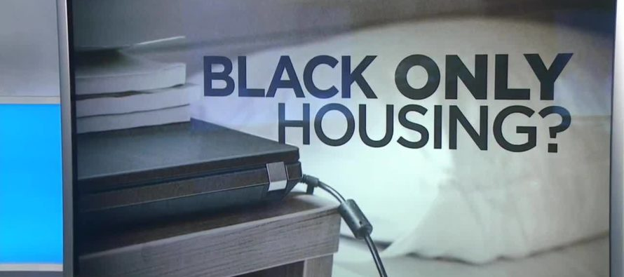 University segregates black student dorms for diversity