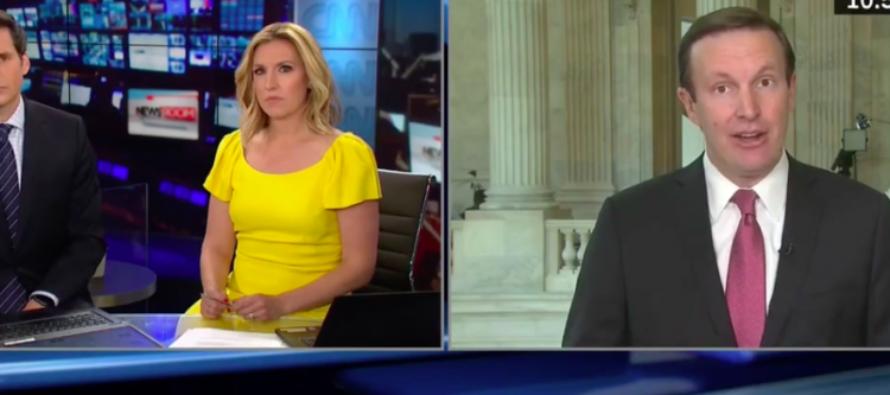 WHOA: Liberal Senator Pushes Anti-Trump Claim So Far Even CNN Can't Handle It