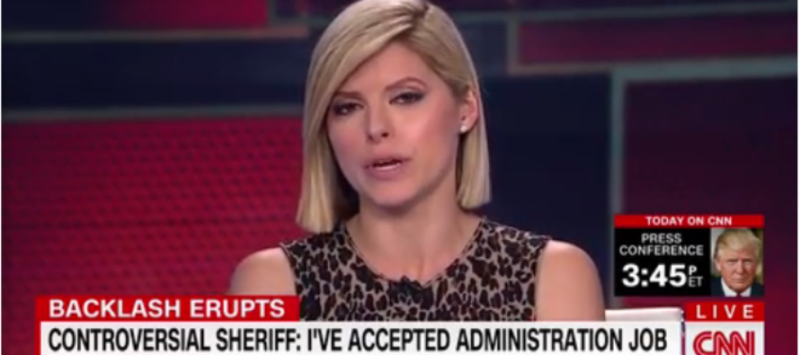 CNN ATTACKS Sheriff David Clarke – It's Begun… [VIDEO]