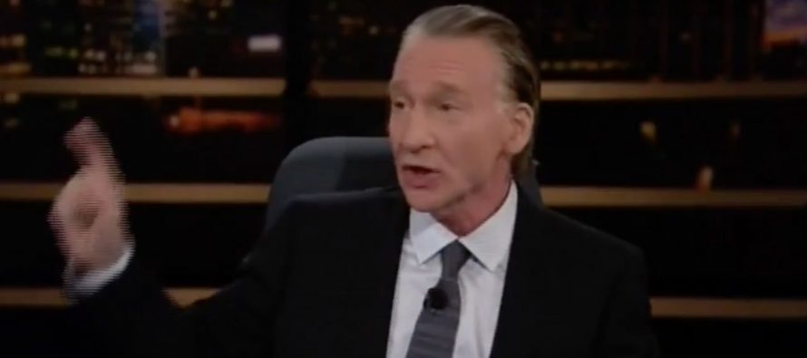 Bill Maher Puts Crosshairs On BILL CLINTON, Blaming HIM For Comey Debacle — Liberals Are PISSED! [VIDEO]