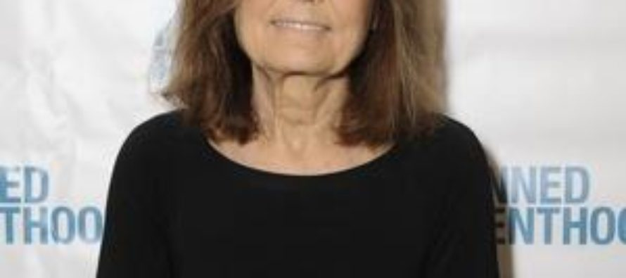 Gloria Steinem: Global Warming Caused by Not Enough Abortion