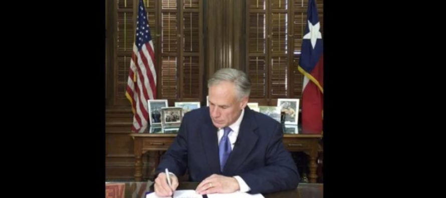 BOOM: Texas Just Banned Sanctuary Cities! [VIDEO]