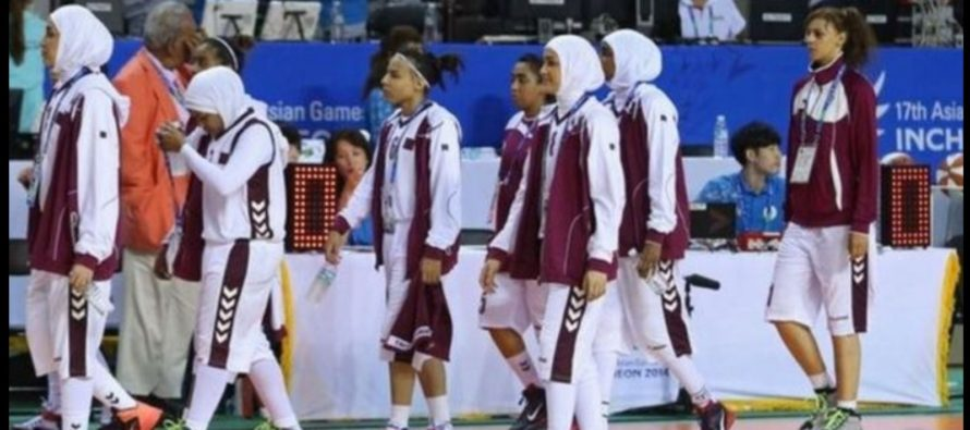 HIJAB Wearing Basketball Players Just Changed The Game…