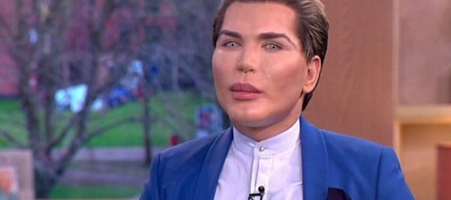 Remember The' Human Ken Doll'? There's an UPDATE!