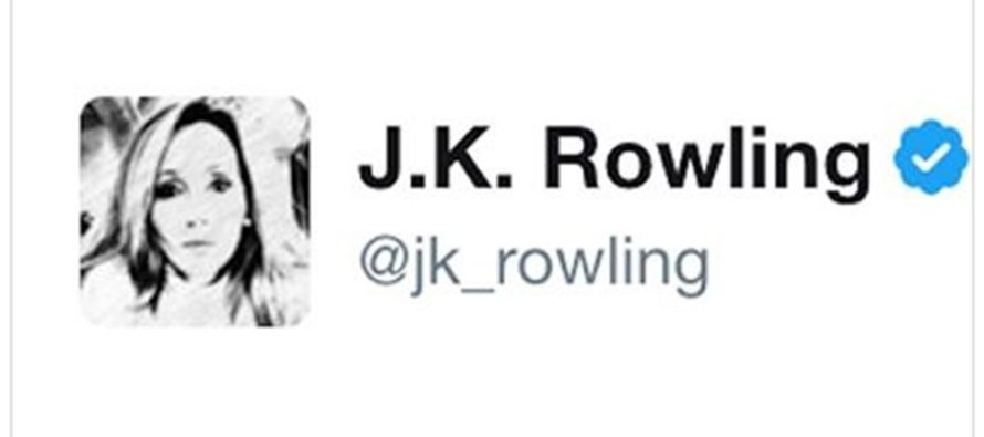 WOW! J.K. Rowling's Tweet Following The Manchester Terrorist Attack Sparks OUTRAGE!