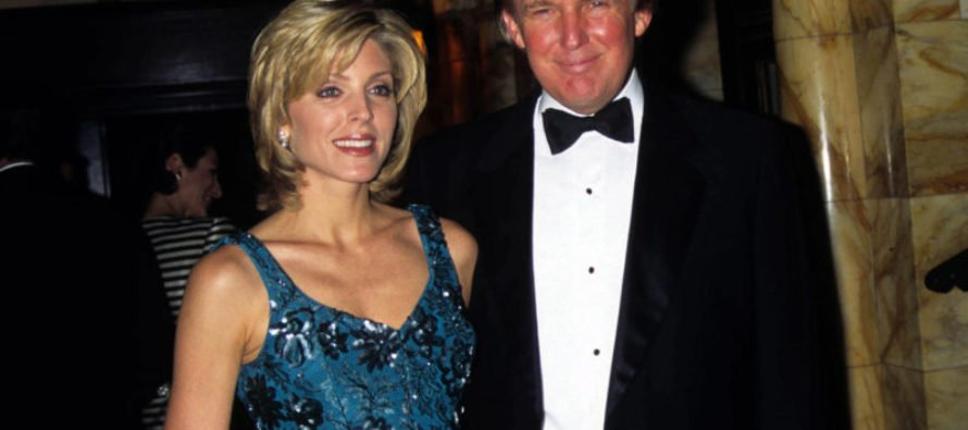 Trump Ex Marla Maples Caught Taking These Ridiculous Selfies After NYC Car Crash [VIDEO]