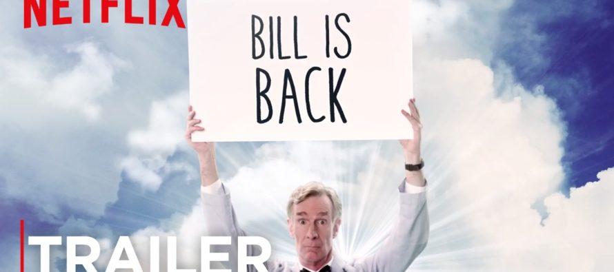 NETFLIX EDITS Bill Nye's Episode Where HE States – 'Chromosomes Determine A Person's…' [VIDEO]