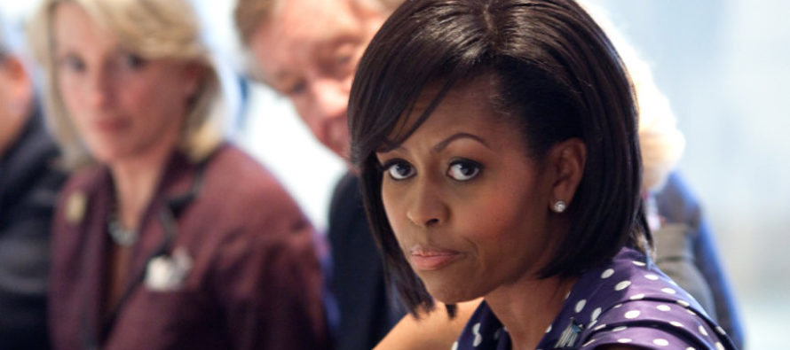 Michelle Obama Calls America Racist Because Of Her STRUGGLE As First Lady – James Woods Responds Perfectly