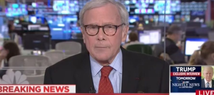 Brokaw SCHOOLS Liberal Andrea Mitchell On How To Be A REAL Journalist! [VIDEO]