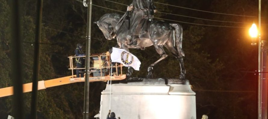 "Tension FLARES as Mayor Approves Another Civil War Monument Removal – ""It Helps Stand Up To Hate!"""