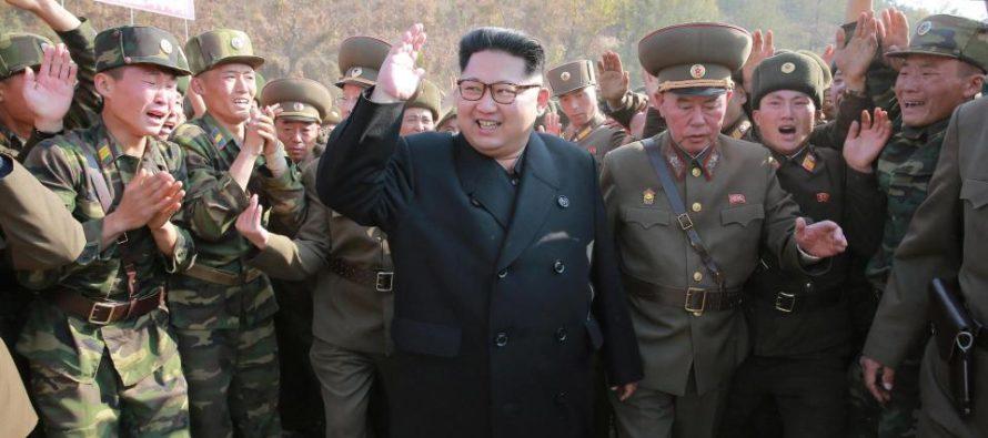 North Korea Calls American Troops 'Murderous Ogres' – Threatens to Nuke White House