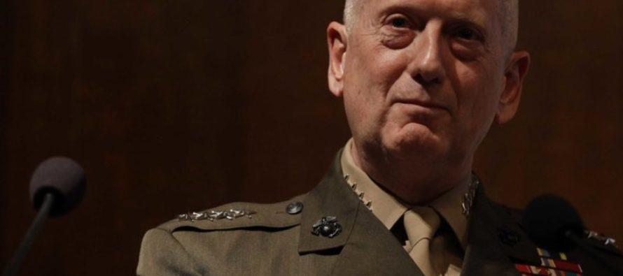 Mattis Asked What Keeps Him Up At Night, His Answer Becomes The Punchline Of The CENTURY! [VIDEO]
