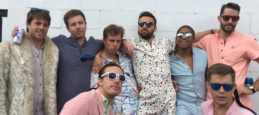 ROMPHIM – Twitter Conflicted About The Romper For Men
