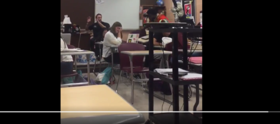"White Teacher Defends Saying ""N**ga"" Throws Black Student Into Rage Fit Because…[WATCH]"