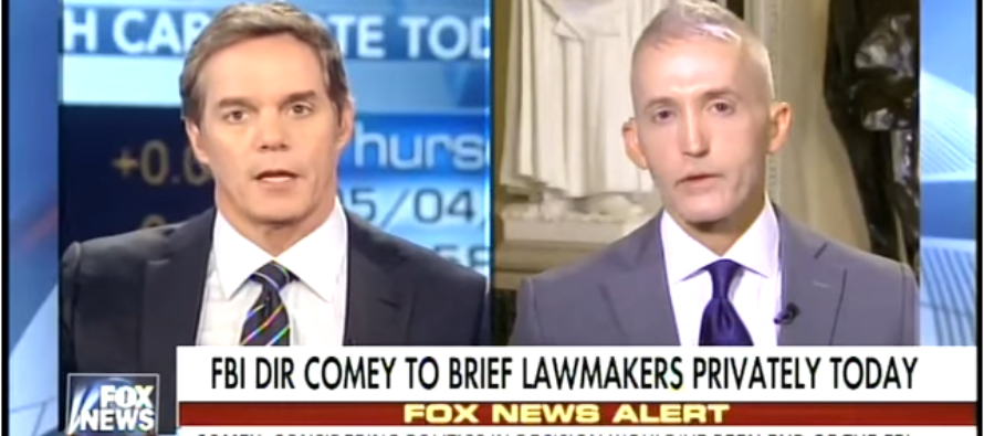 Trey Gowdy To DEFIANT Susan Rice: 'There are other ways to invite people…things called subpoenas.' [WATCH]