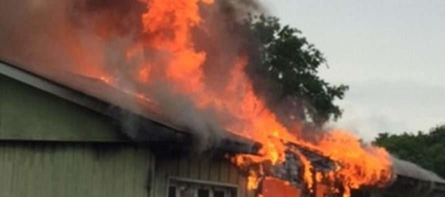 "SC Woman felt ""disrespected"" by her family, so she barricaded the doors & set the house on fire"