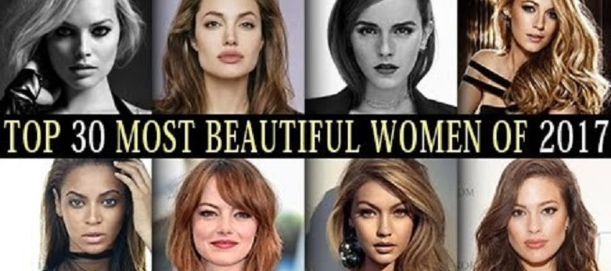 A Liberal Website Picks The 30 Hottest Women in the World. #6 Will Blow Your Mind [VIDEO]