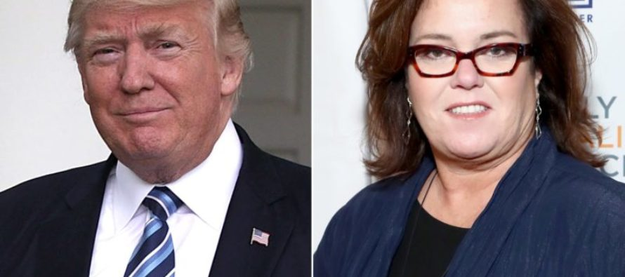 OMG! Trump Just AGREED with Rosie O'Donnell on Politics