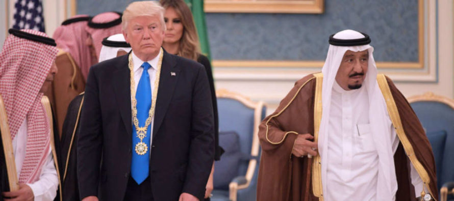 BREAKING: Immediately After Meeting With Trump, Saudi Arabia Announces…