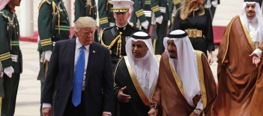 BREAKING: Trump Just SIGNED Mega Deal With Saudi Arabia, LONG TERM!