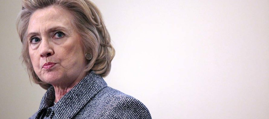 Hillary Clinton Desperately Tries To Stay Relevant – 'GOP Becomes 'Death Party' if They Pass Senate Healthcare Bill'