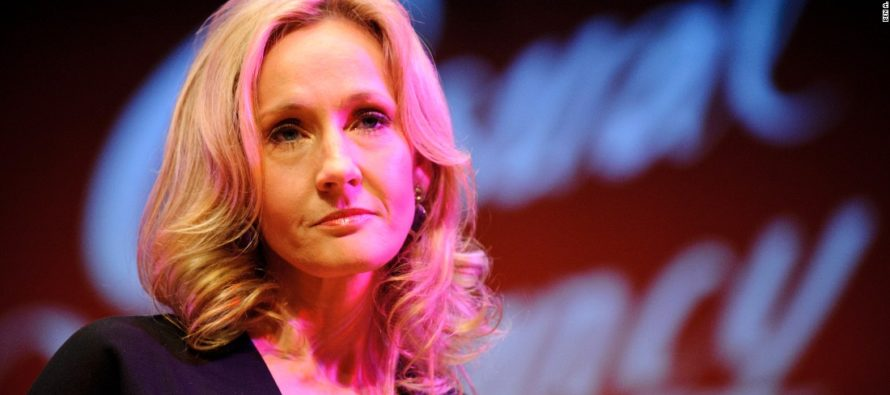 OOPS! Harry Potter Author SLAPS Down Hypocrite Liberal Feminists – She's Angry