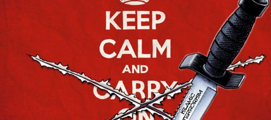 Britain Terror Attack (Cartoon)