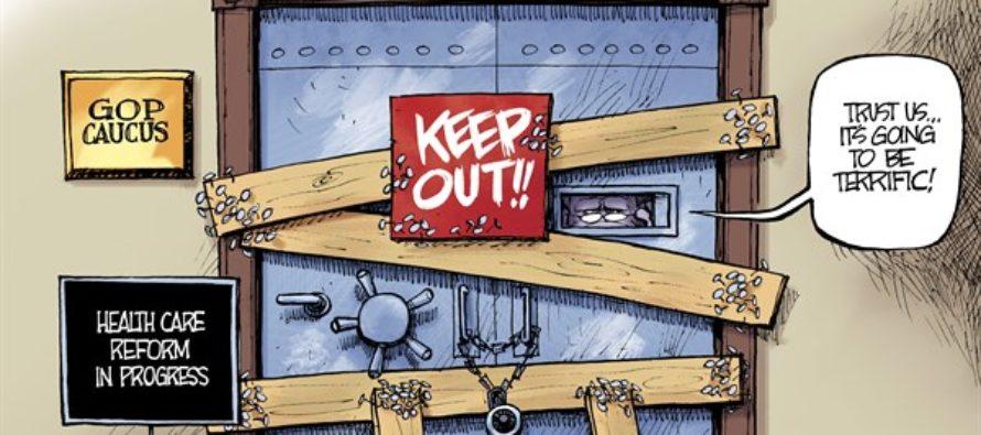 Keep Out (Cartoon)