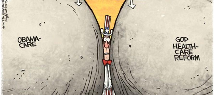 Health Care Rocks (Cartoon)