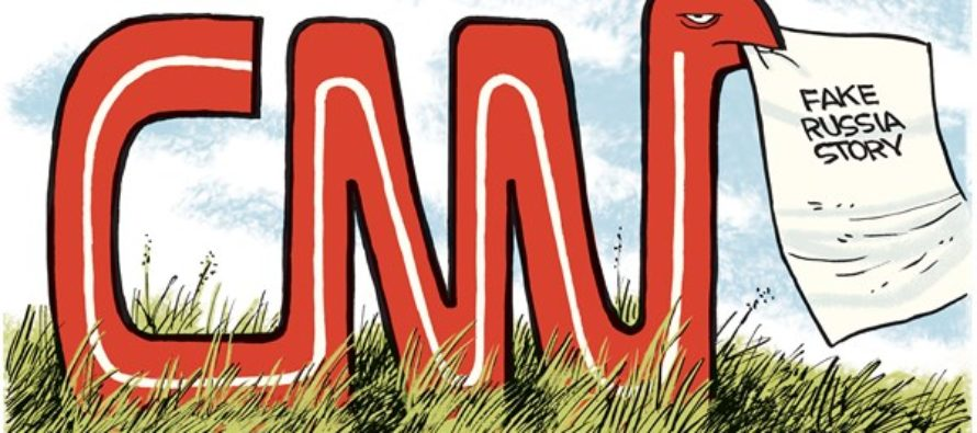 CNN Snake (Cartoon)