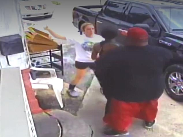 Customers BRUTALLY BEAT Restaurant Owner's Teenage Daughter Because of Order