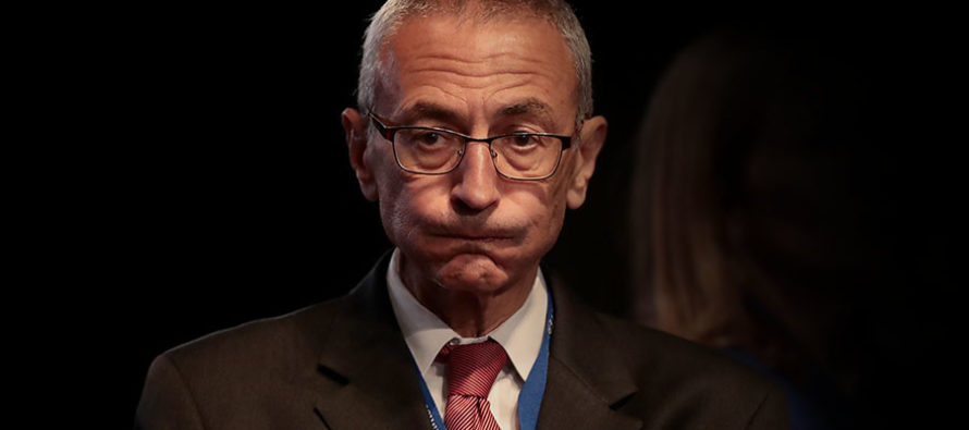 BREAKING: John Podesta To Testify Before Congress On His Role In U.S. Election Meddling