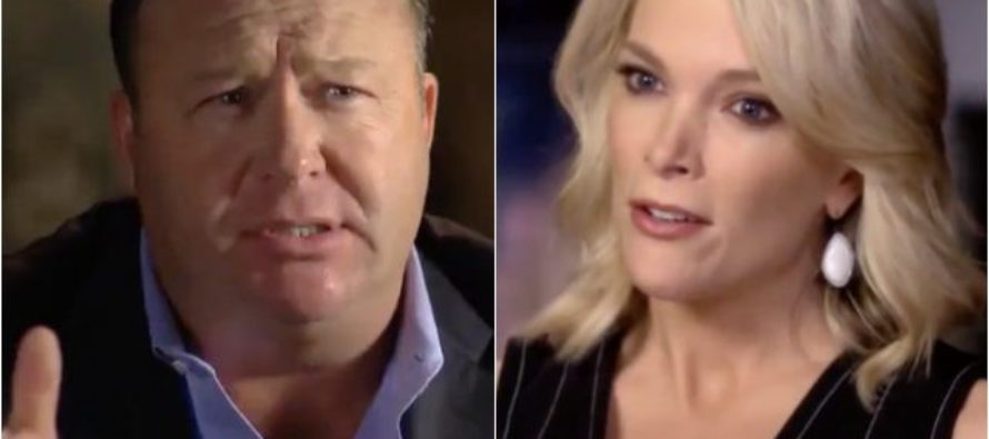 Ratings Disaster: Megyn Kelly Loses to Rerun of '60 Minutes' Again Despite Alex Jones Interview
