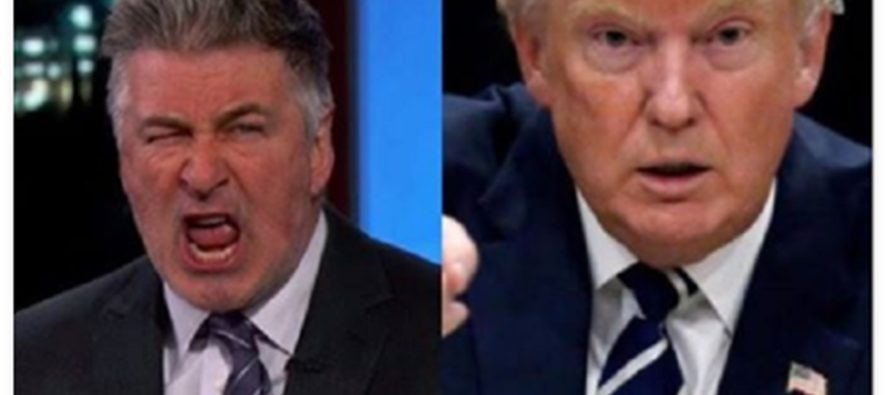 Last Week It Was Kathy Griffin, NOW Alec Baldwin Is Facing Serious Backlash