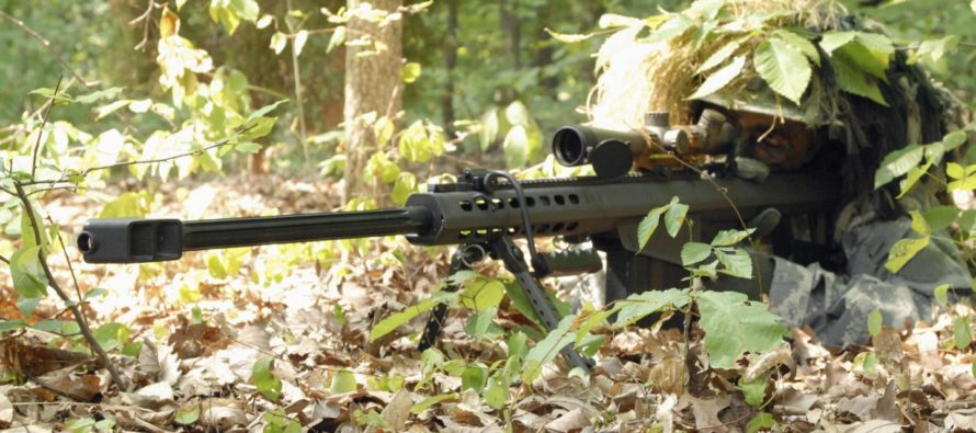 Special Forces SNIPER Kills ISIS Thug From TWO Miles Away With A Shot That Made HISTORY!
