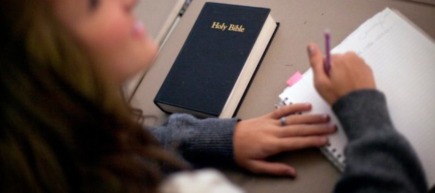 Indiana Teacher Forces Students To Stop Talking About God In Class