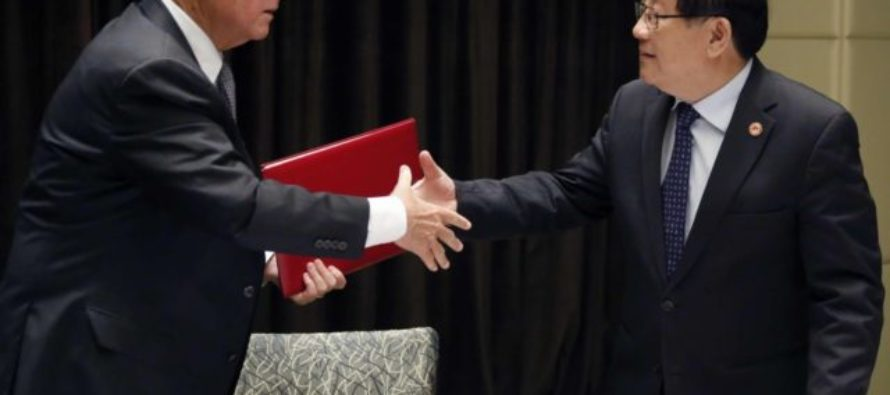 CA Governor, Jerry Brown Plays Part Of President – Signs Climate Deal With CHINA!