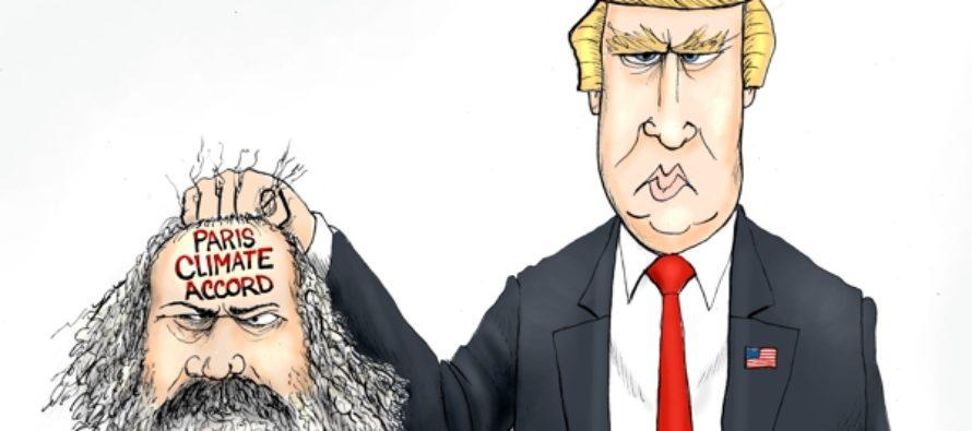 Cutting the Accord (Cartoon)