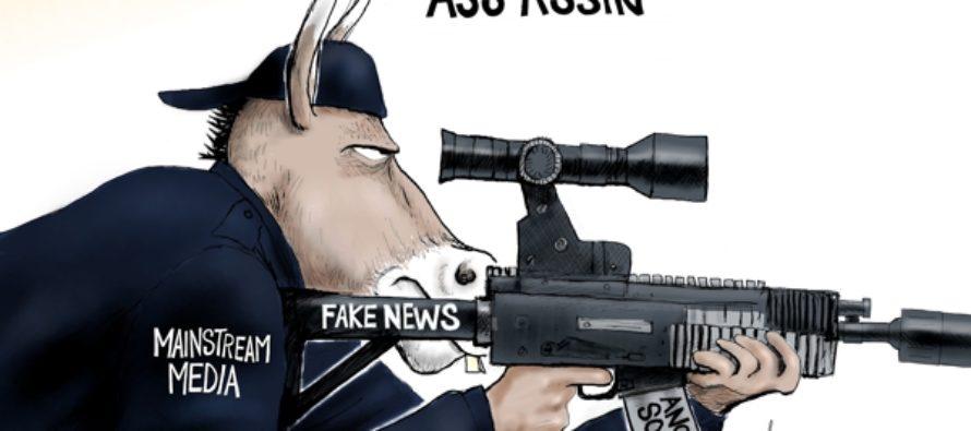 DNC Political Hitman (Cartoon)