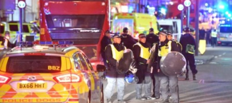 ACT OF DISRESPECT: NBC Deliberately Censors Trump's Tweet On London Terrorist Attack