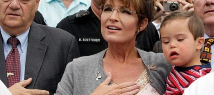Sarah Palin Epically Nails Kathy Griffin: 'Suck It Up, Cupcake'
