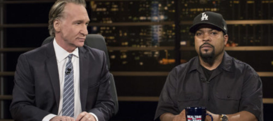 Rapper Ice Cube Confronts Maher Over His 'N-word' Debacle: 'Sometimes You Sound Like a Redneck Trucker'