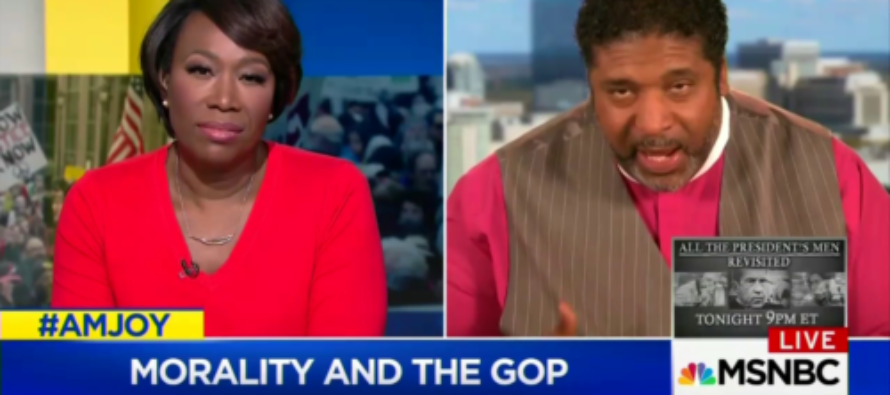 MSNBC's Joy Ann Reid Blames GOP For Divisive Rhetoric After Scalise Shooting [VIDEO]