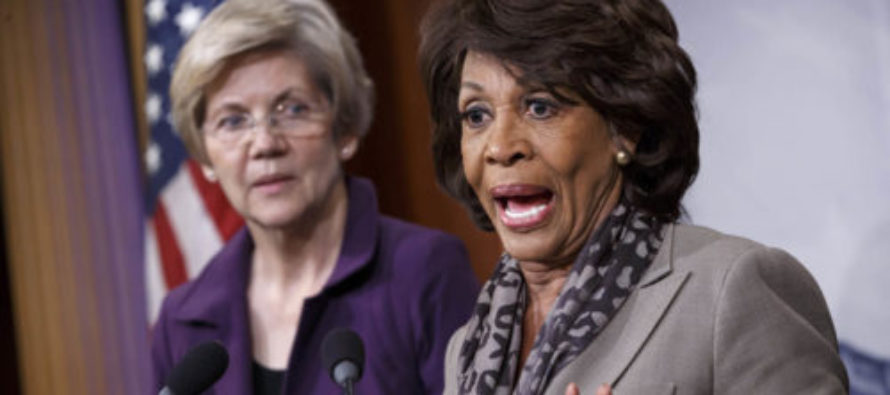 Maxine Waters  Taunts Trump: He Should be Dragged to 'Impeachment' Over GOP Healthcare Bill