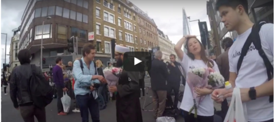 WATCH NEW FOOTAGE Of CNN STAGING Pro-Muslim Protest – WORSE Than We Thought