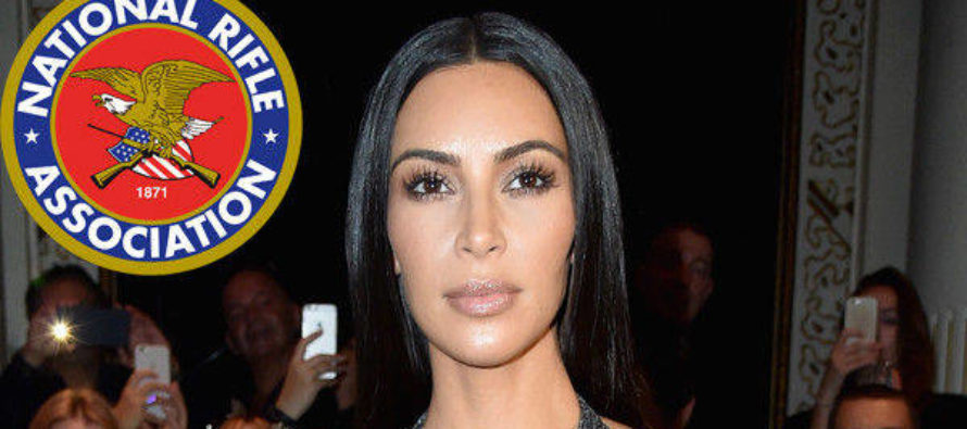 WHOA! NRA Just Called Out Kim Kardashian On Her Mental Illnesses [VIDEO]