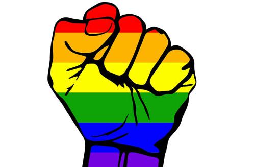 LGBT-fist