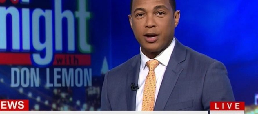 CNN's Don Lemon Whines: A Republican Winning in Georgia 'Shouldn't Be Breaking News'